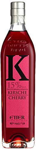 Etter Kirsche New Generation Fruchtbrand-Likör Obstbrände (1 X 0.35 L)