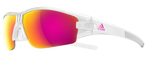 Adidas Brille evil eye halfrim ad08 - 1200 crystal matt (Small)