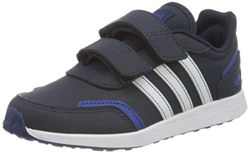 adidas VS Switch 3 C, Zapatillas, CBLACK/FTWWHT/ROYBLU, 32 EU