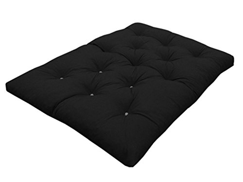 My Layabout Foam Crumb Futon Mattress | Roll Out Guest Bed |...