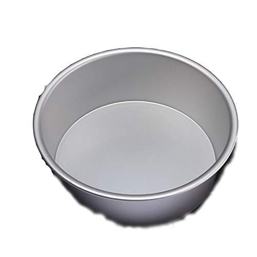LAY Llantas de aleación Torta Redonda Molde 4 Pulgadas 6-8 Pulgadas Hearth Herramientas de Cocina pastelería Horno al Horno,8inches