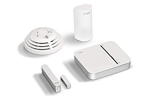 Bosch Smart Home Sicherheit Starter-Set mit App-Funktion (Variante für Deutschland und Österreich - kompatibel mit Apple Homekit)