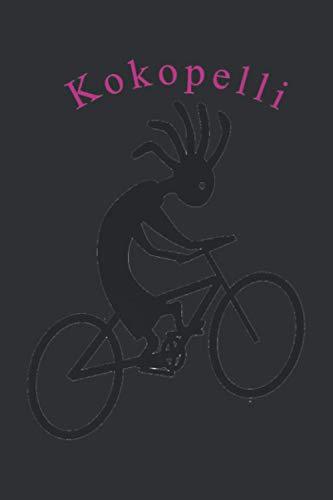 Kokopelli (Gratitude Journal): Daily Gratitude Journal For Teens, Bicycle Goods