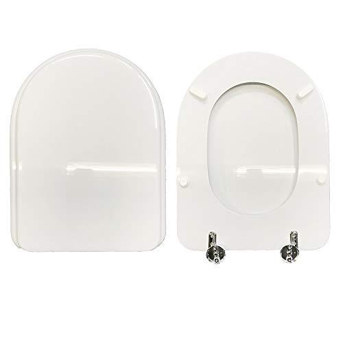Copriwater Astro EOS compatibile laccato bianco lucido in poliestere