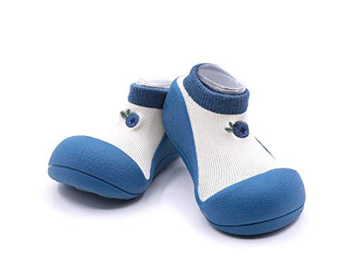 Attipas-Zapatos Primeros Pasos-Modelo Fruit- Azul- T-22,50