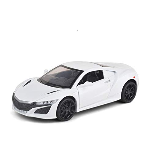 HCEB Diecast Model Car 1:32 For NSX Super Car Simulation Toy Vehicles Model Alloy Pull Back Children To-ys Collection Gift Kids Car Model Car (Color : 2)