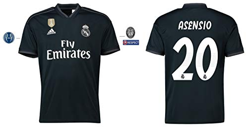 Real Madrid Trikot Herren 2018-2019 Away UCL - Asensio 20 (L)