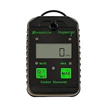 Sensorcon Inspector CO Carbon Monoxide Monitor with Visual and Audible Alerts, Waterproof