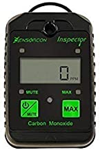 Sensorcon Inspector CO Carbon Monoxide Monitor with Visual and Audible Alerts, Waterproof. Made in USA