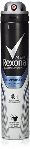Rexona men - Invisible Ice - Desodorante para hombre, 200 ml
