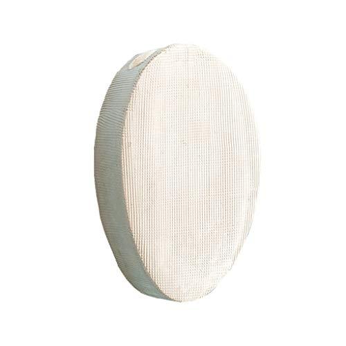 GCX- Macetas, Jardín Macetas de cucharas Colgantes plantador Colgante, Colgantes de cerámica de Pared Interior Tiesto decoración de la Pared de la Sala de Habitaciones Dormitorio Exquisito