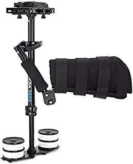CAMTREE FLYCAM 3000 Handheld Steady Cam Stabilizer with Comfort Arm Brace Support for Cameras Up to 3.5 kg Nikon Canon Son...