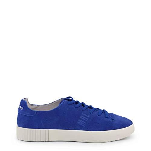 BIKKEMBERGS Herren Sneakers Blau, Modell: Cosmos, Größe:44