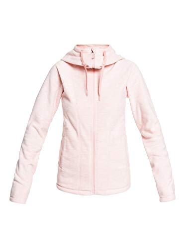 Roxy Electric Feeling - Zip-Up Polar Fleece Hoodie for Women - Frauen