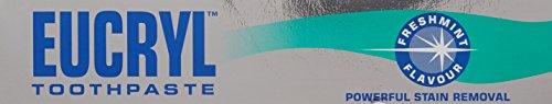 Eucryl Smokers Toothpaste Freshmint 50ml
