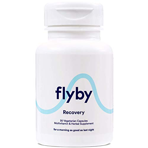 DRINK SMARTER, LIVE BETTER: Flyby harnesses the best known ingredients and latest science to help ease the post-drinking drag.* NATURAL & HIGH QUALITY INGREDIENTS: We only utilize the highest purity Dihydromyricetin (DHM), Chlorophyll and Prickly Pea...