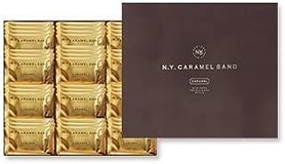 【冷蔵便】N.Y. キャラメルサンド(40個入ボックス)東京限定 ご贈答用 / ニューヨークキャラメルサンド