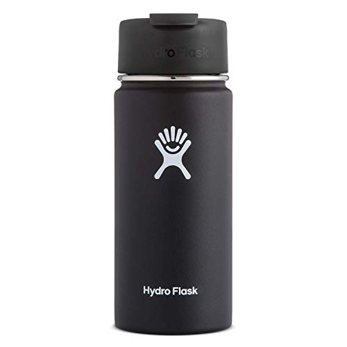 Hydro Flask Travel Coffee Flask - 16 oz, Black