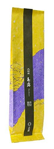 玉露 大和茶 50g 大和園製 茶葉 茶商 耀(かがやき)