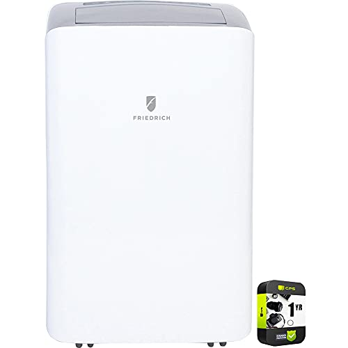 Friedrich FRZHP14DB ZoneAire 12,000 BTU Dual-Hose Air Conditioner, Heater, Dehumidifier, Fan Bundle with 1 Year Extended Protection Plan