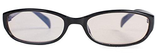 老眼鏡 ECARI11-10 +1.0 [ブラック]