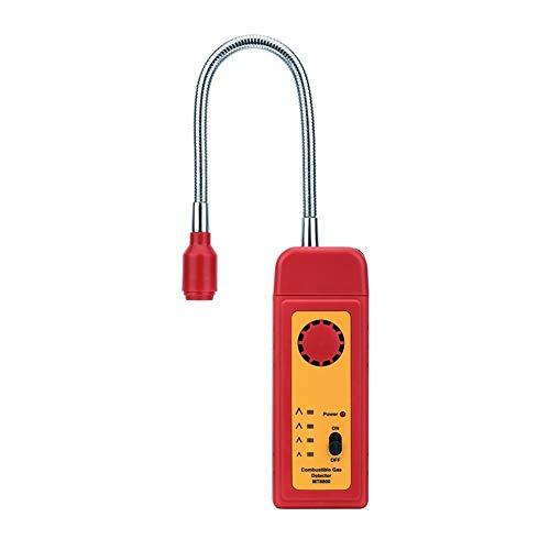 Detector de Gas Natural Gas Detector de Fugas de Combustible del Escape...