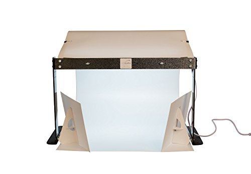 MyStudio PS5LED Tabletop Lightbox Photo Studio with LED Lighting for Product Photography