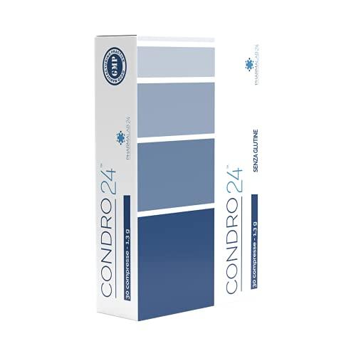 Condro24 Nutraceutico per Dolori Articolari, Artrosi ed Artriti, contrasta ogni dolore articolare