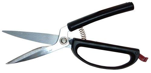 NRS G70662 Zeer lichte schaar met veer, opent automatisch