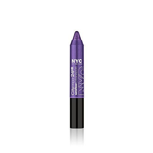 NYC City Proof 24 Hour Waterproof Eye Shadow Stick, Central Park Tulips by NYC