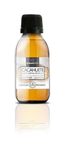 Terpenic Evo Cacahuete Virgen Bio Aceite Vegetal 100 ml - 1 Unidad