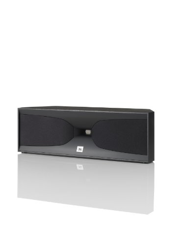 Great Deal! JBL Studio 520CBK 2-Way Dual 4-Inch Center Channel Speaker