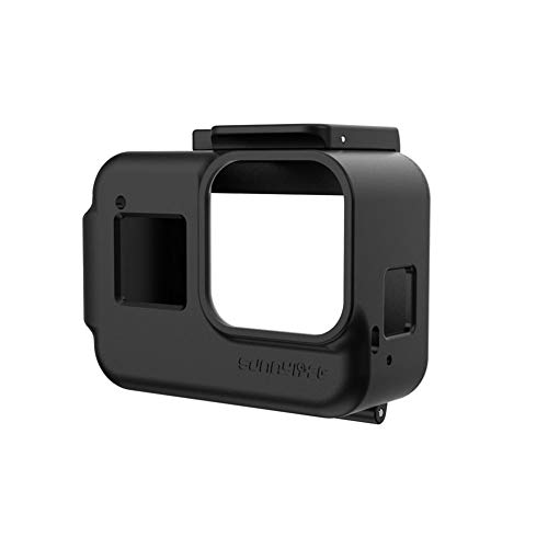 Best Buy! cuepar Frame to Expand Cold Shoe Mouth Shockproof and Drop Protection Case for GoPro Hero ...