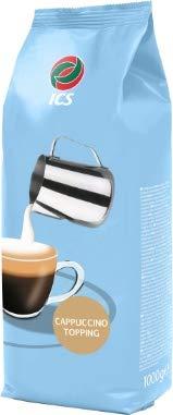ICS Gourmet Cappuccino Topping, 6 x 1.000g = 6,00 Kg