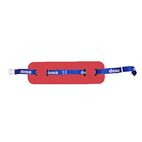 Cintura galleggiante, per bambini piccoli, sottile, con chiusura di sicurezza, 100cm, per età da 0 a 4anni, regolabile Aiuto al galleggiamento. In confezione originale.