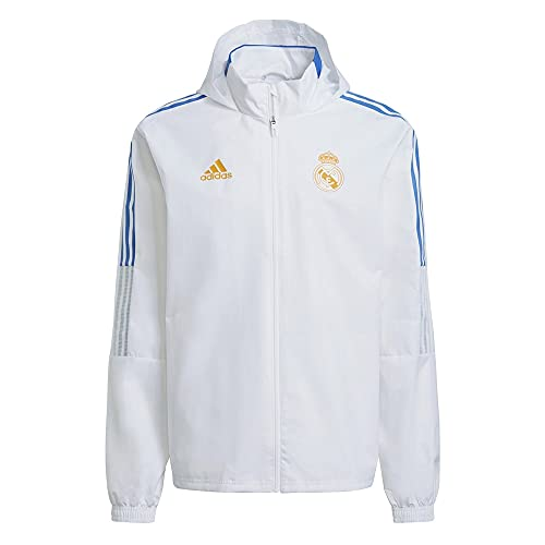 Adidas - Real Madrid Temporada 2021/22, Chaqueta, Other, Other, Hombre