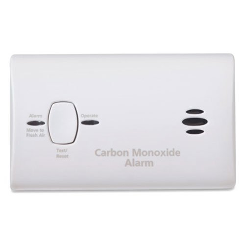Kidde 21025788 Battery Operated Carbon Monoxide Detector Alarm | Model KN-COB-B-LPM, 6-Pack, 6 Pack