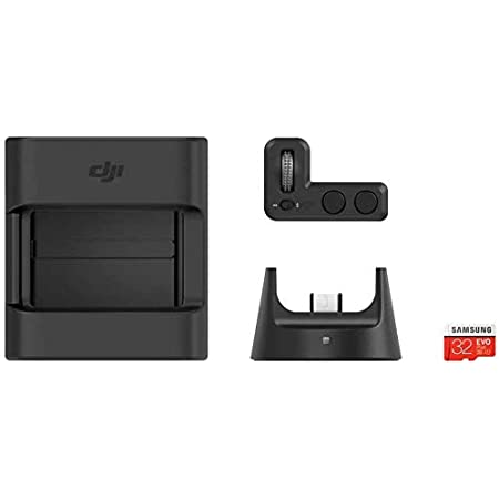 Osmo Pocket Expansion Kit, DJI Original Expansion Kit Part 13 Accessories for DJI Osmo Pocket, DJI Pocket 2