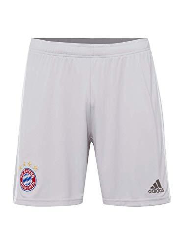 FC Bayern München Adidas Performance Herren 19/20 Auswärts Fußballshorts grau L