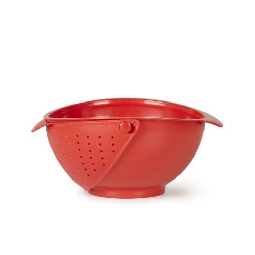Umbra Rinse Bowl And Strainer