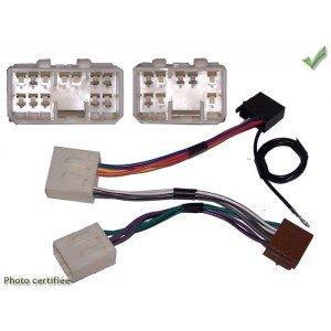 ISO-Stecker Autoradio MAZDA 323/626/MX5/2/3/6/RX8/Xedos