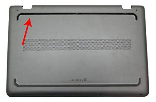 HP 14-A 15-A Envy 15-AS Pavilion X360 11-U 13-U Silver Bottom Cover 857800-001