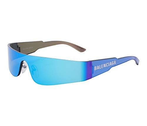 Balenciaga BB 0041 S- 004 - Gafas de sol, color azul