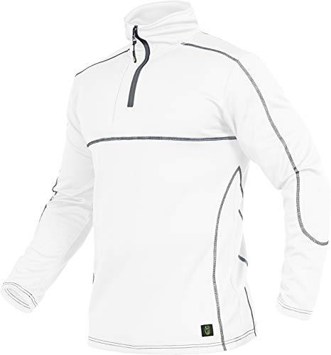 Leib Wächter Flex-Line Langarmshirt (weiß, XL)