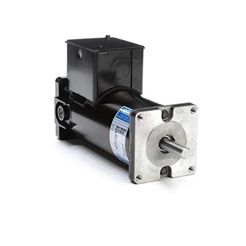 Permanent Magnet 90V DC Motor 1/4 hp 3500 RPM 31GS Frame Leeson Electric Motor # M1120062
