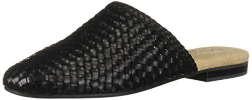 SOUL Naturalizer Women's ANNORA Shoe, BLACK WOVEN, 7 M US