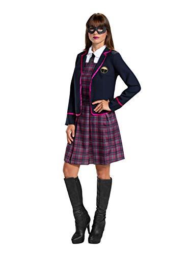 Women's Academy Secret Hero Costume