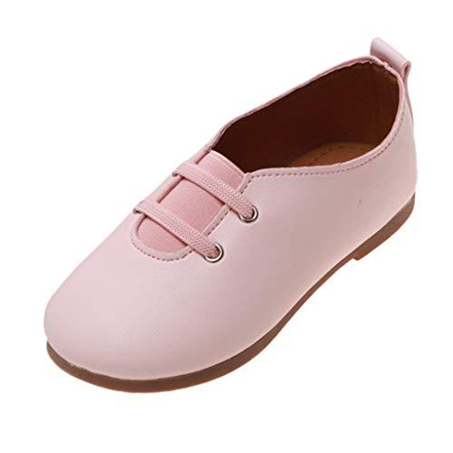 Luckycat Zapatos de Bebé Niño Niña Zapatos de Vestir Sandalias de Verano Zapatillas para Bebe Niño Niña Zapatos Niño Elegantes de Princesa de Flores Calzado Bonitos