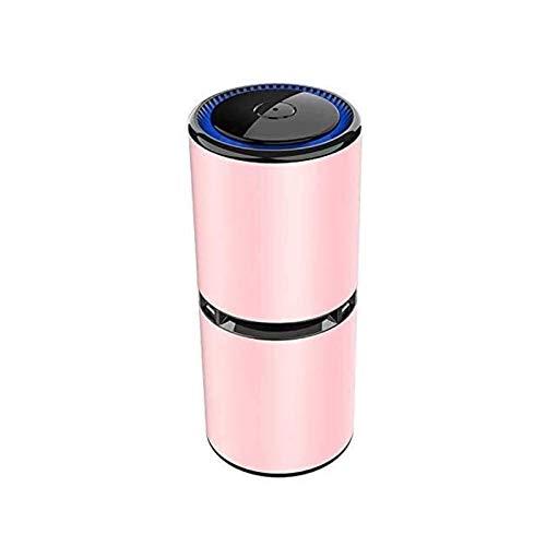 Bdesign Purificador de Aire de Aire de Aire portátil portátil Purificadores de Aire de Iones Negativos con Dual USB Luz de Noche Anion Air ambientador Mejor para el hogar