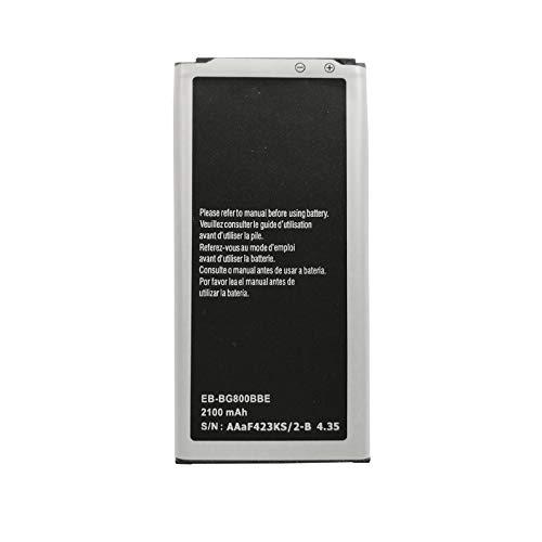 Pattaya Batería EB-BG800BBE compatible con Samsung Galaxy S5 Mini SM-G800F | Duos SM-G800H